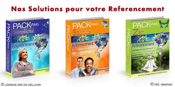 Nos solutions pour votre référencement 2012