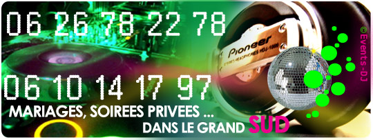 events-dj-mariages-soires-prives-grand-sud