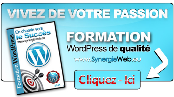 Formation WordPress de Qualité :-)