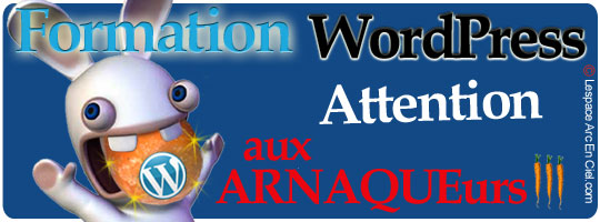 Formation WordPress Arnaques