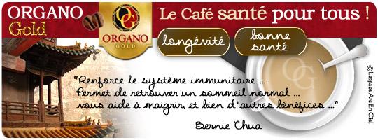 Organo Gold le Café Santé pour tous :-)