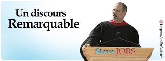 Discours de Steve Jobs