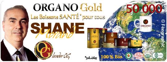 Café Santé Organo Gold une Entreprise Remarquable :-)))