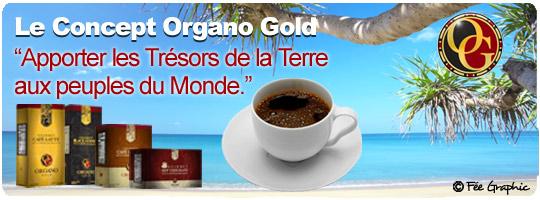 Le Concept Organo Gold