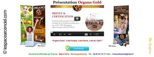 Organo Gold nouvelle présentation :-)