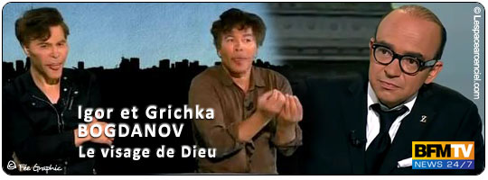 Le Visage de Dieu Igor et Grichka Bogdanov