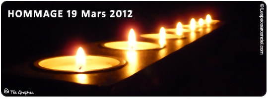 hommage national Toulouse 19 mars 2012 !