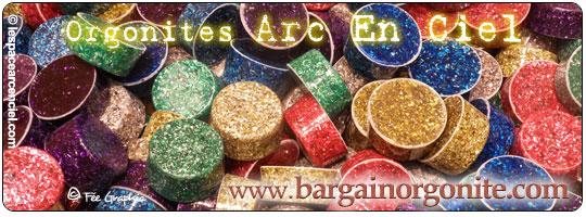 Bargain Orgonite