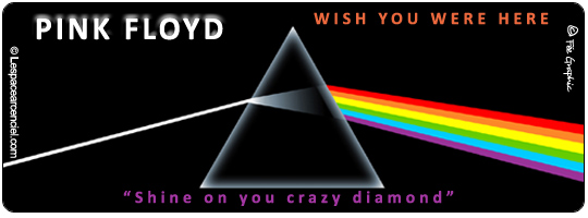 Shine On You Crazy Diamond Pink-Floyd