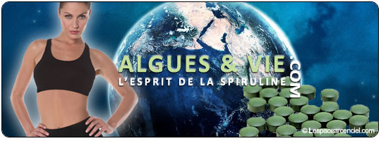 Spiruline et Chlorella Algues et Vie :-)