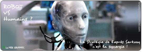 La Stratégie de l'après Sarkozy c'est la Synergie