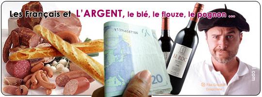 Les Français et l'argent !