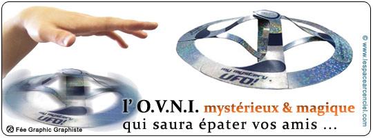 Découverte d'un OVNI Mystérieux - UFO !
