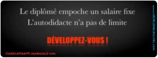 Développez-vous !