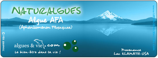 Naturalgues Spiruline, Chlorella, algue Afa