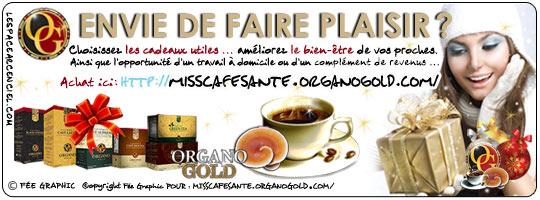 Acheter les Produits Organo Gold