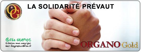 La Solidarité Prévaut !