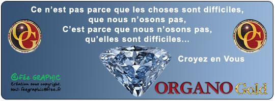 Organo Gold Croyez en Vous