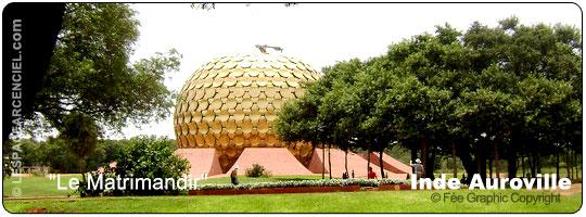 Auroville-Inde