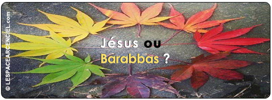 Jesus-ou-Barabbas
