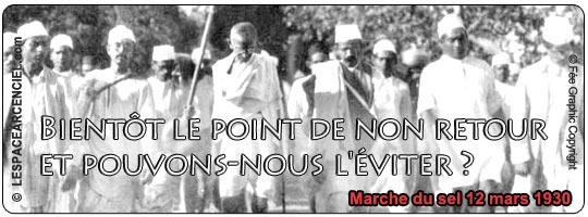 Gandhi-marche