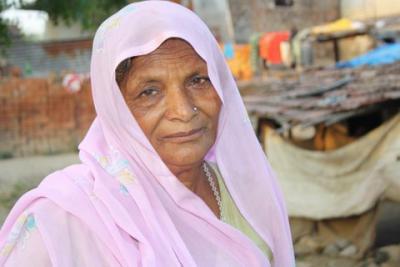 veuve-indienne